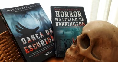 Marcus Barcelos, terror à la Stephen King e Amityville