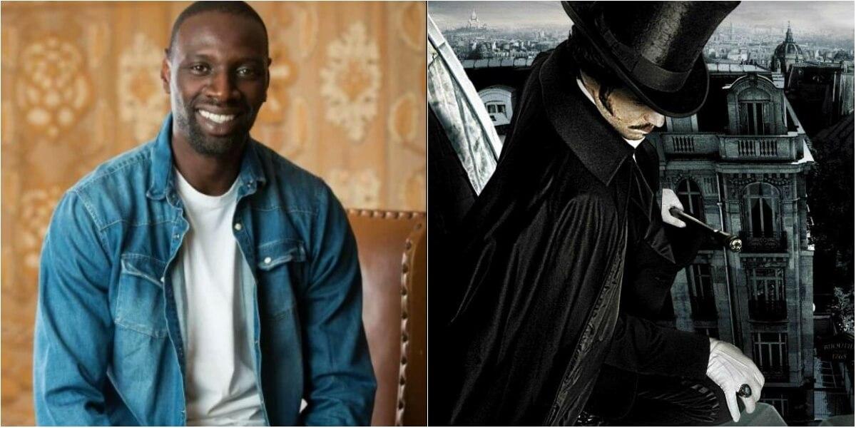 NETFLIX | Arsène Lupin será vivido em série por Omar Sy