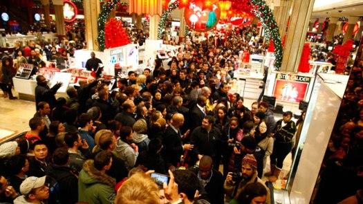 La Navidad y el consumismo