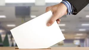 Votando con sentido.