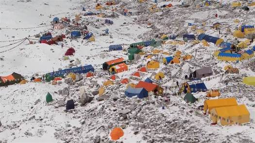 campo base Everest