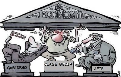 sufrida clase media