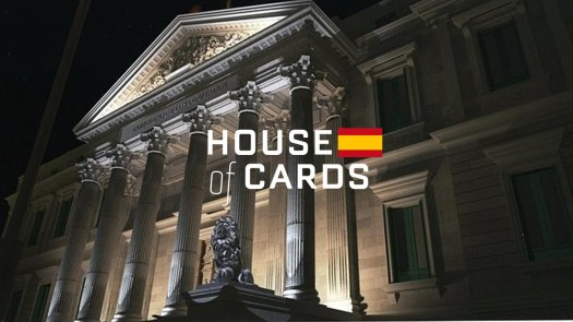 House of Cards made in Spain