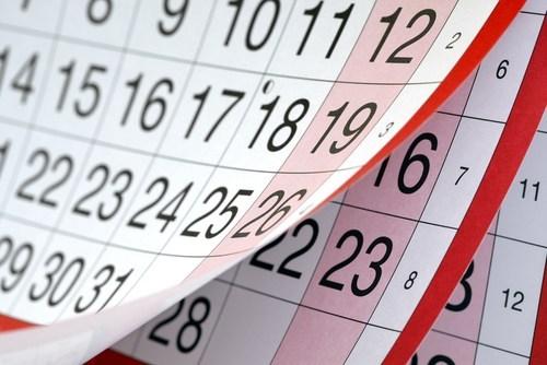 calendario personal