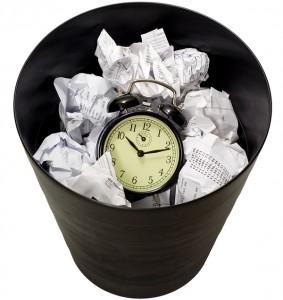 tiempo basura