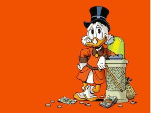 ser pobre o rico depende