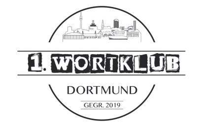 Logo 1. Wortklub Dortmund