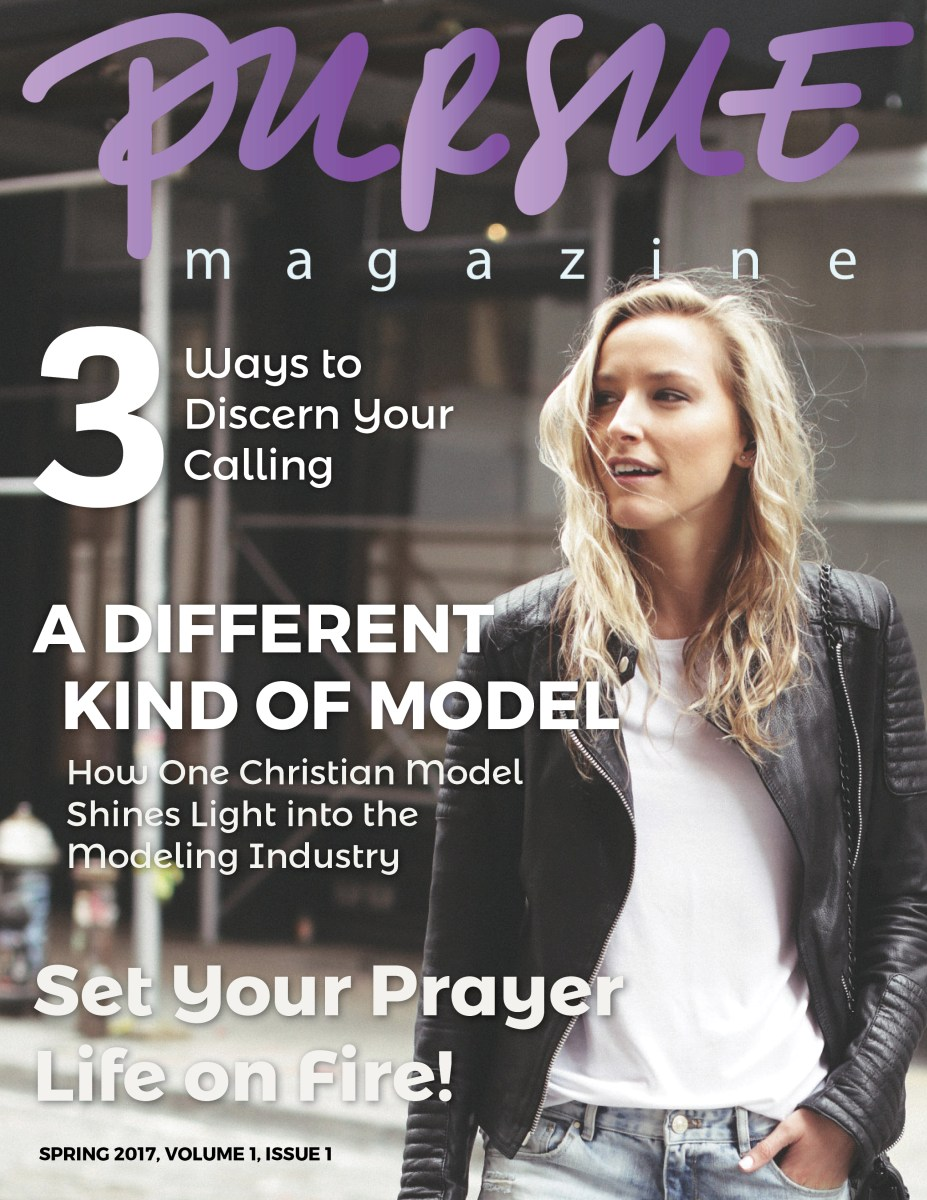 Pursue Magazine; BECOME by Tessa Emily Hall and Others