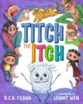 Titch the Itch - Cover