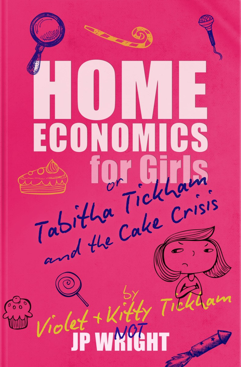 Home Economics for Girls by JP Wright