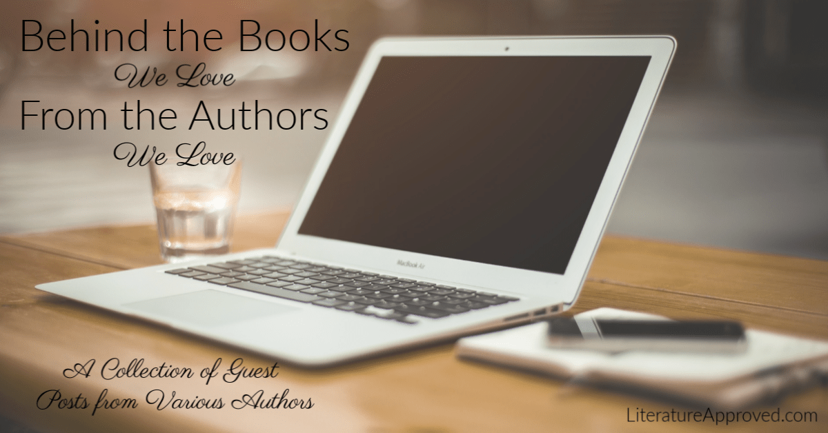 Behind the Books We Love From Author Angela R. Watts