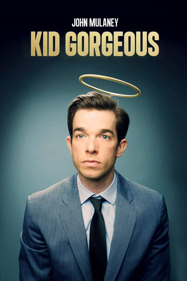 "Poster for the movie ""John Mulaney: Kid Gorgeous at Radio City"""