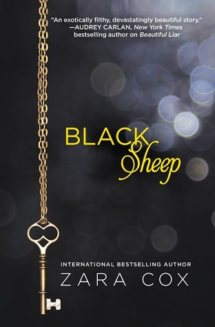 Book Review : Black Sheep (Dark Desires #2) by Zara Cox