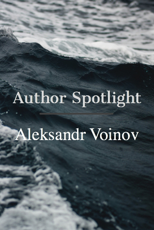 Author Spotlight : Aleksandr Voinov –– His Works, My Addiction