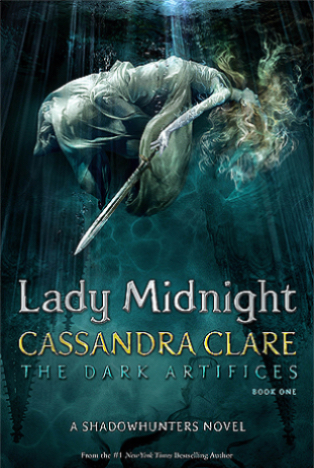 Book Review : Lady Midnight (The Dark Artifices #1) by Cassandra Clare