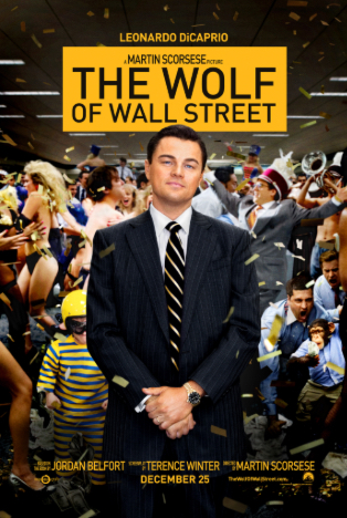 Movie Review : The Wild and Crazy ––The Wolf Of Wall Street