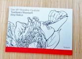 Tanikawa Shuntaro:  Das 48-Stunden-Gedicht