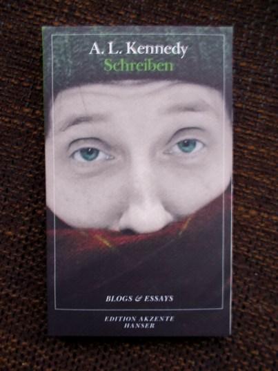 A. L. Kennedy: Schreiben