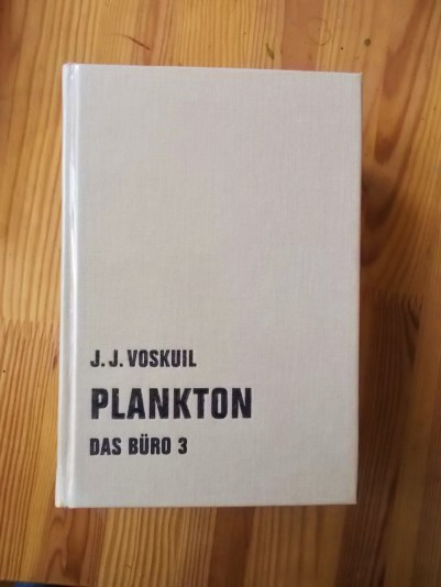 J. J. Voskuil: Plankton Das Büro 3