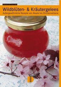 Kräutergelees und Wildblüten