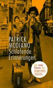 Patrick Modiano - Schlafende Erinnerungen