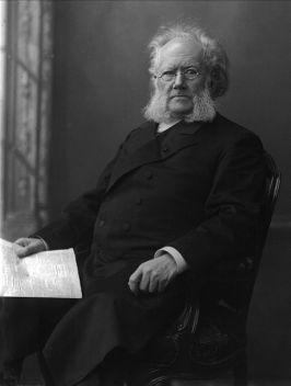Henrik Ibsen Norwegische Literatur