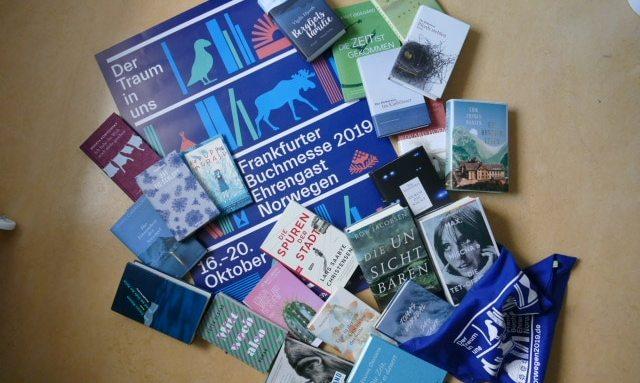 Norwegische Literatur 2019