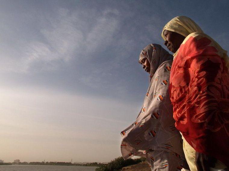 Sudanesische Frauen