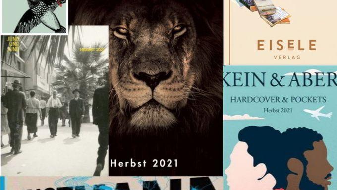 Verlagsvorschauen Herbst 2021
