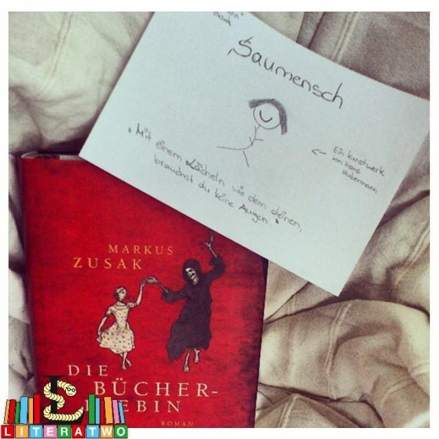 Die Bücherdiebin ~ Markus Zusak