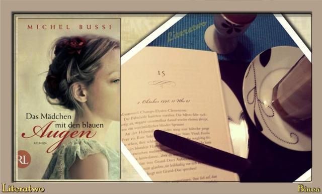 Das Mädchen mit den blauen Augen -  Lebensromanmahlzeit