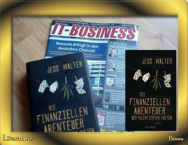 Die finanziellen Abenteuer des talentierten Poeten - Business und Poesie schließen sich nicht aus