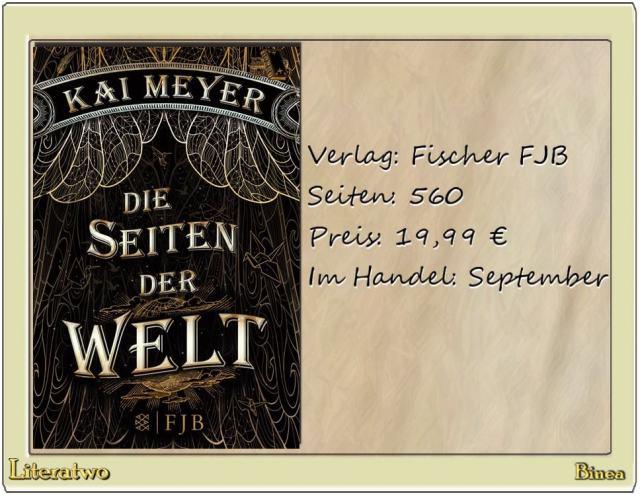 Literatwo: Die Seiten der Welt ~ Kai Meyer