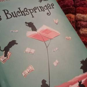 Die Buchspringer ~ Mechthild Gläser