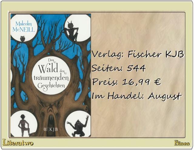 Literatwo: Der Wald der träumenden Geschichten ~ Malcolm McNeill