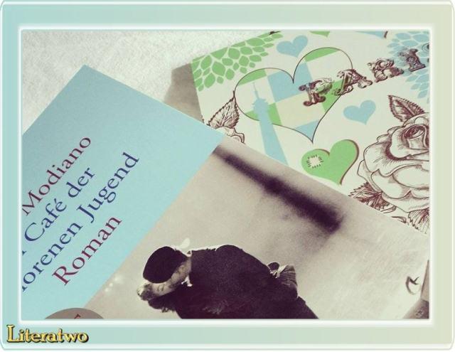 Im Café der verlorenen Jugend ~ Patrick Modiano