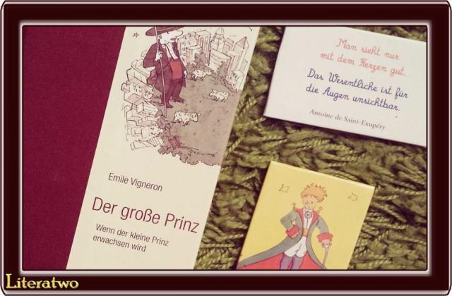 Der große Prinz ~ Emile Vigneron