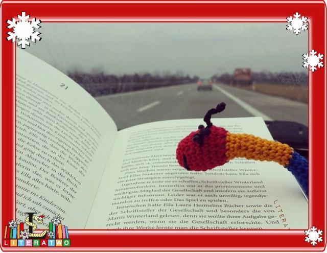 Autobahn-Lesefahrt