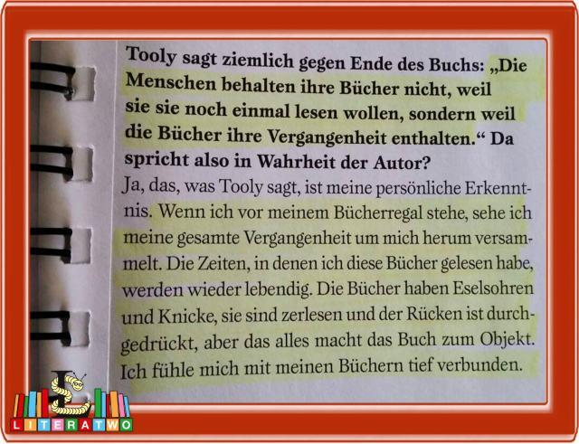 Aufstieg und Fall großer Mächte ~ Tom Rachman (Quelle: Büchermagazin 1/2015 S. 20-21)