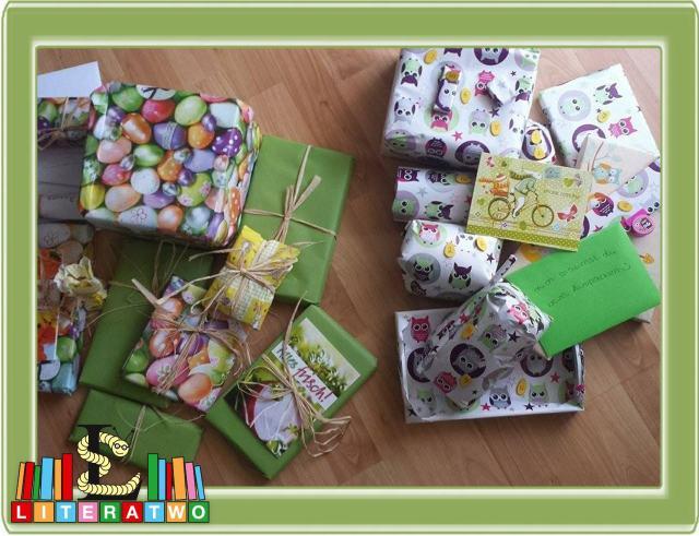 Osterwichteln ~ viele, viele Geschenke