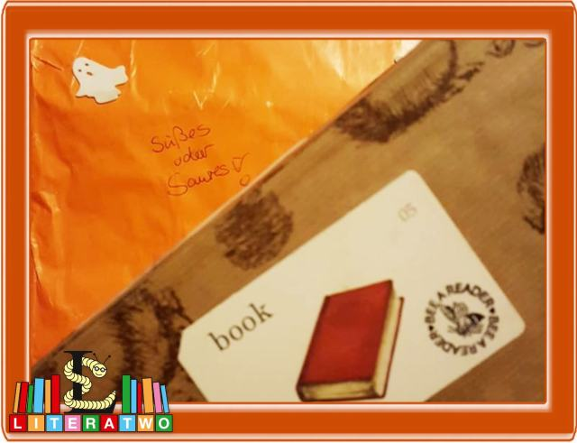 Halloween - unsere Pakete