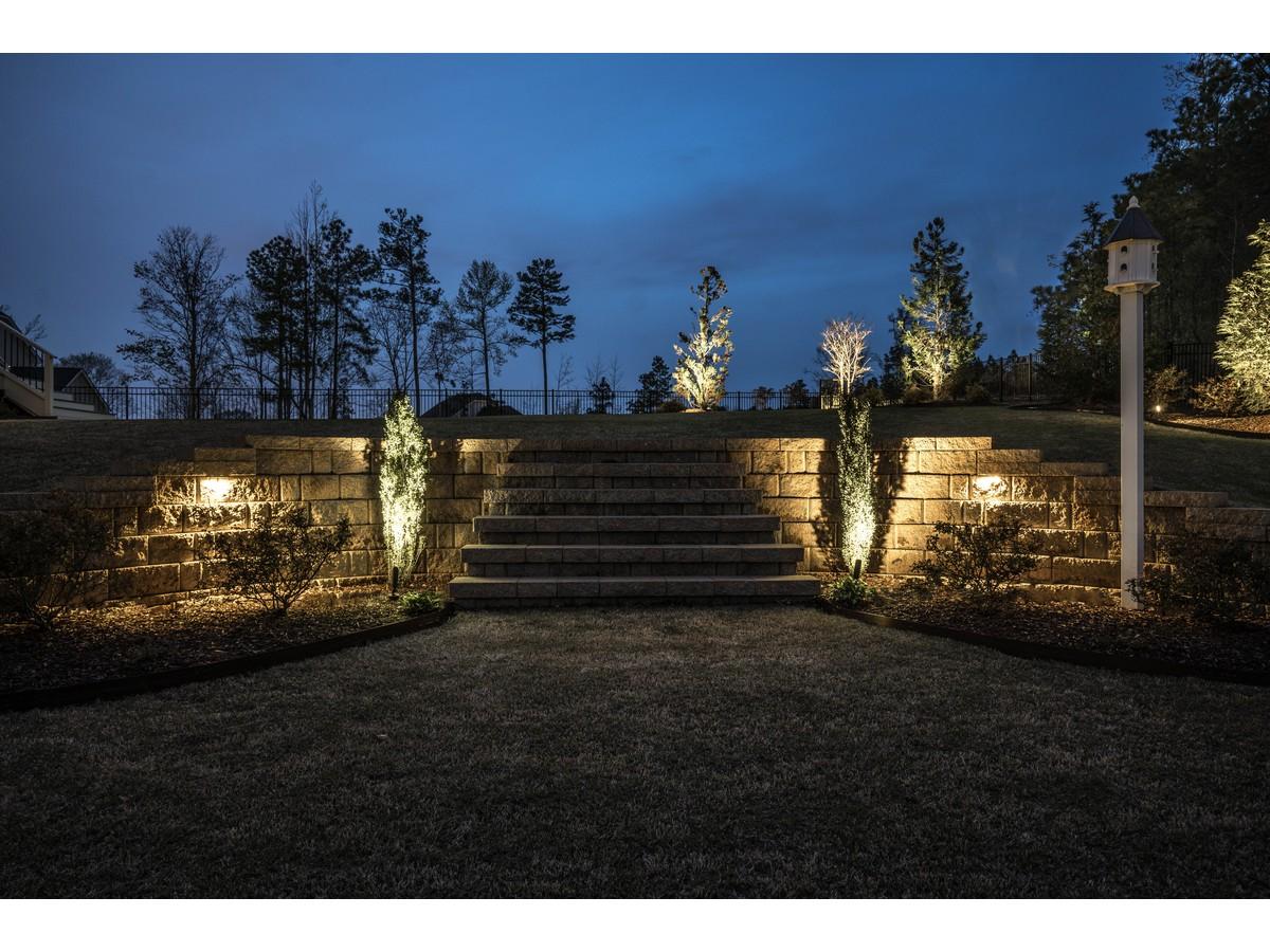 outdoor lighting designer raleigh custom landscape lighting raleigh