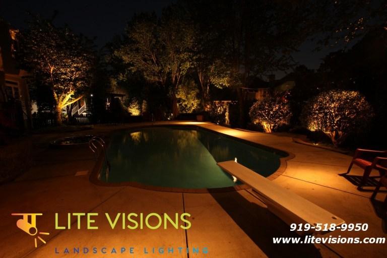 Outdoor Landscape Lighting Design And Installation Raleigh Nc Outdoor Lighting Raleigh