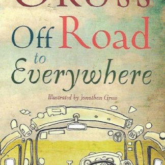 Philip Gross-Off Road To Everywhere book cover