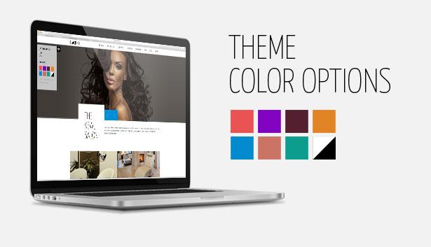 Blackair - One Page WordPress Theme for Hair & Beauty Salon - 5