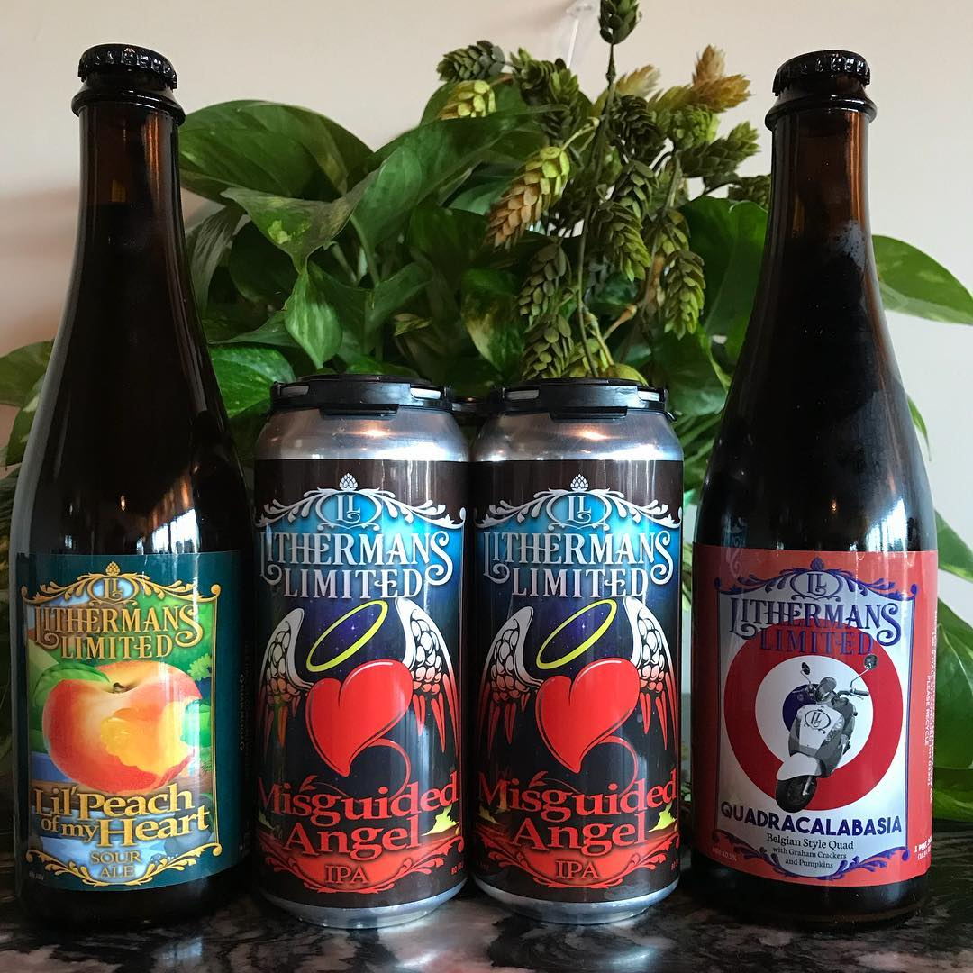 You know what pairs well with Thanksgiving dinner?  Here is a hint. We are open Wednesday from 12-7pm #lithermanslimited #concordnh #nhbeer