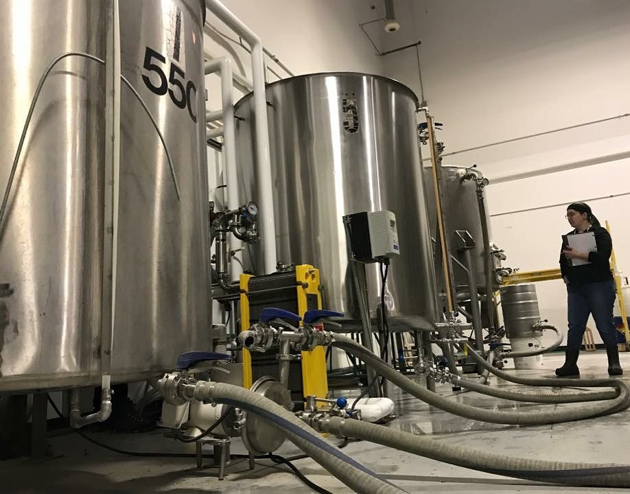 The future looks bright! #lithermanslimited #nhbeer #nhbrewers #concordnh