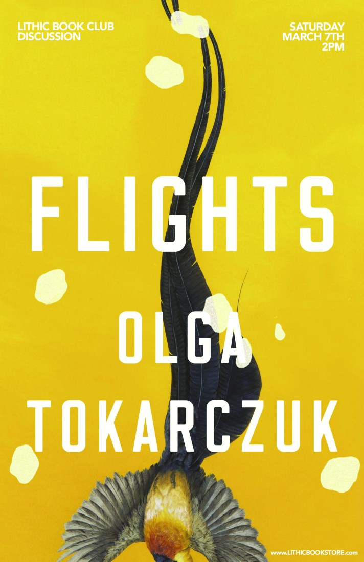 Flights Book Club
