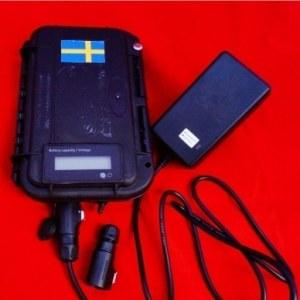 Dolfy - Battery designed for fishfinder
