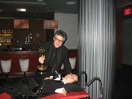 Ira, the Emmy and Me